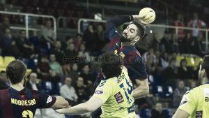MMT Seguros Zamora - FC Barcelona: santa semana