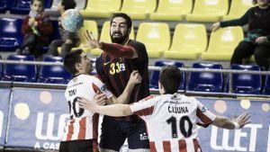 Fertiberia Puerto Sagunto - FC Barcelona: duro rival para intentar salir del bache