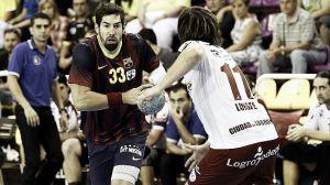 Naturhouse La Rioja - FC Barcelona: el primero de una liga y el de la otra