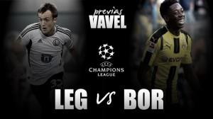 Legia Varsovia - Borussia Dortmund: conseguir la victoria para evitar sorpresas