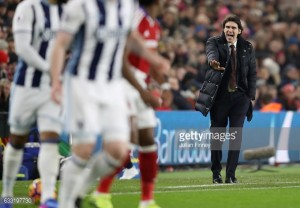 """""""I couldn't ask for any more"""" says Karanka after West Brom draw"""