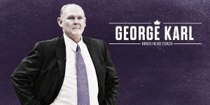 George Karl vuelve para entrenar a Sacramento