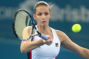 WTA Brisbane - Pliskova travolge Cornet e conquista il titolo