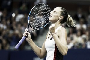 Top 5 WTA upsets of 2016: #4 - Karolina Pliskova ends Serena Williams' reign at number one in New York, advances to first major final