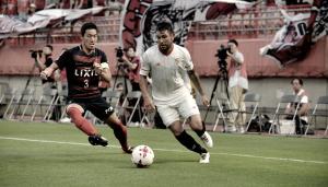 Fiasco en el segundo partido amistoso del Sevilla FC