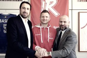 "LegaBasket Serie A - Reggio Emilia, Kaukenas si ri-presenta: ""Oggi sono un rookie"""
