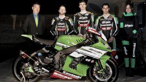 Kawasaki, presentada con el título puesto en mente