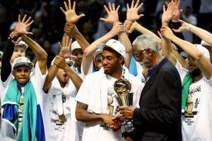 Il sogno diventa realtà : Kawhi Leonard MVP delle finals NBA