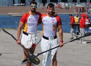 Los españoles echan a rodar en el Campeonato del Mundo de Milán