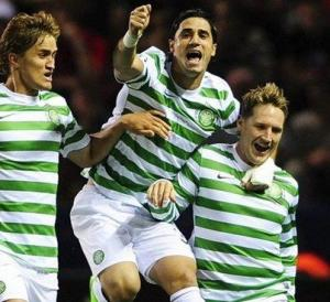 Celtic get their Champions League place back. How we lived it