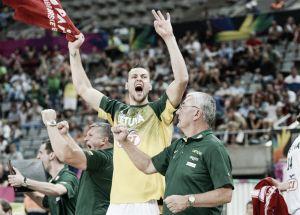 "Jonas Kazlauskas: ""Estoy muy orgulloso de mis jugadores"""