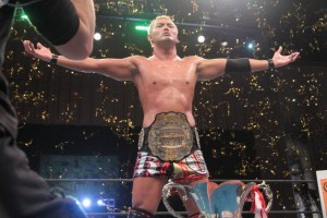 Pro Wrestling Illustrated ratings: Kazuchika Okada in Top Spot