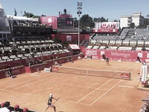 ATP Estoril: Guillermo Garcia-Lopez onto the second round; Wednesday schedule