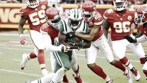 La defensa de los Chiefs brilla ante los Jets