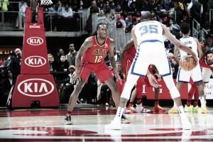 NBA, Warriors ok ad Atlanta. Chicago batte i Mavs