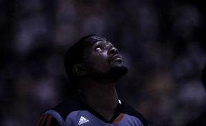Kevin Durant, MVP de la temporada