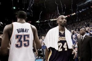 """Bryant sprona i rivali dei Warriors: """"Non pensate a loro, prendete esempio da Westbrook"""""""