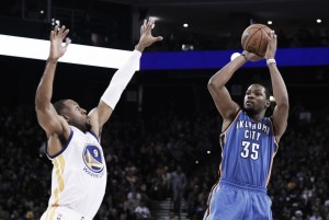 Kevin Durant signing with Golden State Warriors would be mutually beneficial