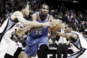 Memphis Grizzlies vs Oklahoma City Thunder, NBA en vivo y en directo online