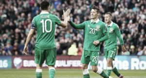 Germany vs Republic of Ireland: Text Commentary, Football Scores and Result of Euro 2016 Qualifying