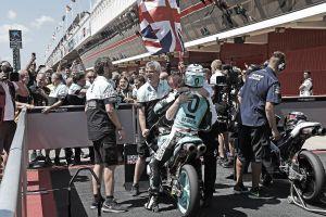 Danny Kent sueña en Silverstone