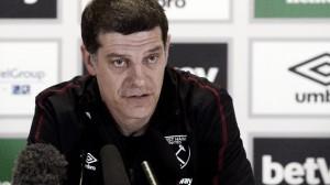 """Slaven Bilic: """"El partido ante el Hull City es una nueva oportunidad"""""""