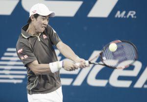 Nishikori sufre para llegar a la final de Acapulco