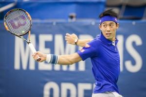 ATP Memphis: Kei Nishikori Continues Winning Ways