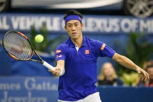 ATP Memphis: Kei Nishikori Leads Charge Into Semifinals
