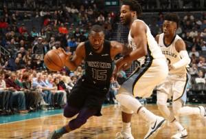 NBA - Gli Hornets umiliano i Grizzlies guidati dai 46 punti di Kemba Walker; vittoria casalinga per Sacramento su Atlanta