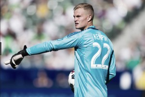 Jon Kempin picked up by Columbus Crew SC