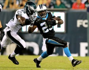 Philadelphia Eagles Acquire Kenjon Barner from the Carolina Panthers