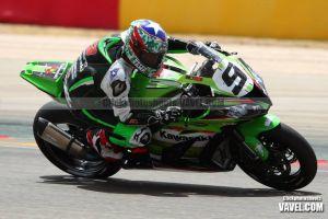 Kawasaki impone su dominio en el Campeonato de España de Superbike
