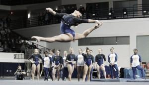 NCAA Gymnastics: LSU Tigers edge Wildcats at Kentucky
