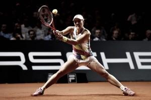 Kerber vuelve a ser la de Australia