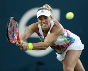 WTA Charleston: Angelique Kerber, Sam Stosur, Eugenie Bouchard Battle On Day Two