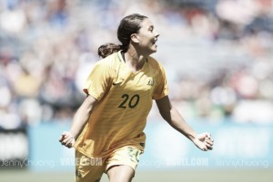 Sam Kerr nominated for AFC Women's Player of the Year