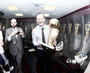 Kerr jugó pequeño y ganó a lo grande