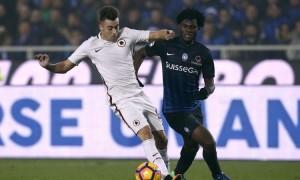 Serie A, Kessié manda in paradiso l'Atalanta: 2-1 alla Roma nel finale