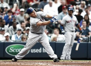 Bartolo Colon and the Shot Heard Around the World