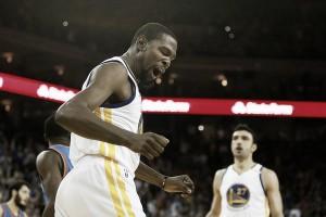 Durant se queda en 72 partidos seguidos con 20 puntos o más