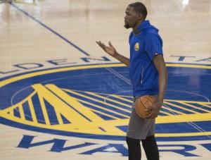 """NBA - Parla Kevin Durant: """"Mi pongo sempre degli obiettivi per migliorare"""""""