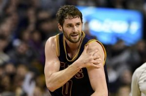 Kevin Love Injury Sets The Cavaliers Back In Eventual Series With Chicago