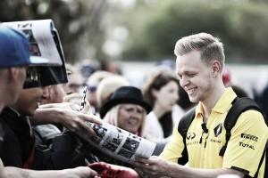 """Kevin Magnussen: """"Quiero ser uno de los mejores pilotos de la parrilla"""""""