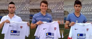 El Puerta Bonita firma a cuatro nuevos jugadores