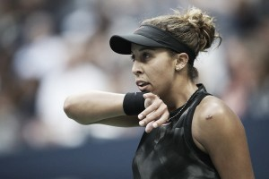 Madison Keys' wrist injury forces her to withdraw from the WTA Elite Trophy