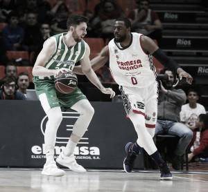Exhibición de Valencia Basket ante el Real Betis