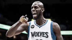 Kevin Garnett announces his retirement from basketball