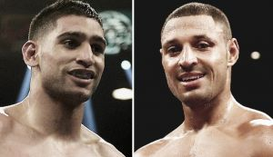 Who is Amir Khan really snubbing?