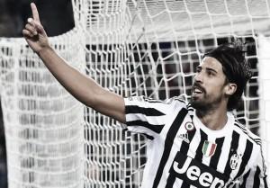 Juve, Khedira disponibile per il match contro il Napoli